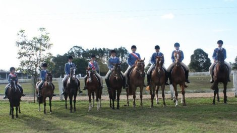Congarinni Pony Club