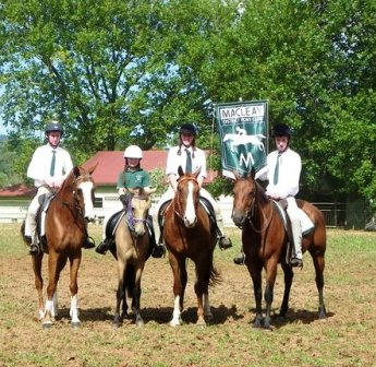 Macleay District Pony Club