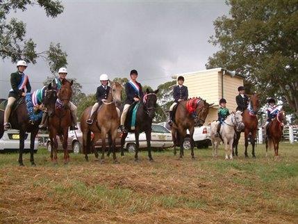 Wingham Pony Club